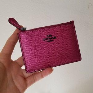 NWOT Coach card wallet